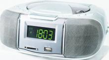 CDR211 Clock radio CD MP3