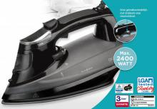 Quigg GT-SI-LCD-03 steam iron